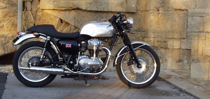 A Few Links Related To The W650 Classic Bikes And Cafe Racers